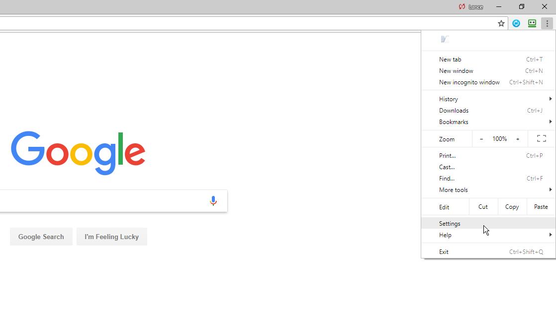 Cài đặt Chrome