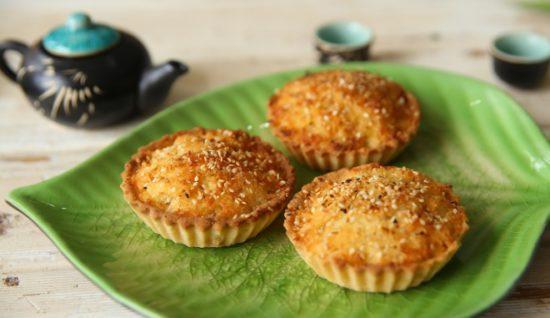 Recipe: Coconut Tart – Bánh tart dừa
